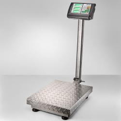 Весы торговые, платформенные, напольные ТВП-300С Delta, до 300 кг