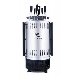 Шашлычница электрическая Kitfort KT-1405, 1000 Вт