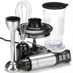 Блендер-комбайн с чашей Zimber, 600 Вт, 5 предметов