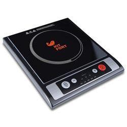 Плитка индукционная КТ-107, 1800 Вт, черная