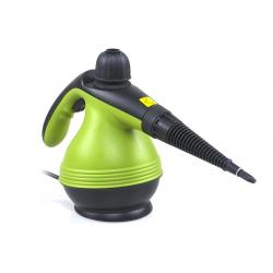 Пароочиститель ручной Kitfort КТ-906, 1200 Вт, зеленый