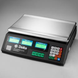 Весы торговые ТВН-35 Delta, до 35 кг