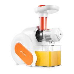 Соковыжималка шнековая Kitfort КТ-1110-2, 150 Вт, оранжевая