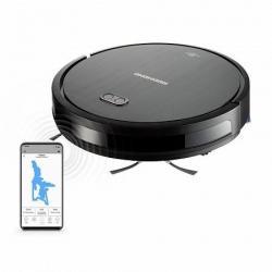 Умный робот-пылесос Redmond RV-R650S, цвет черный