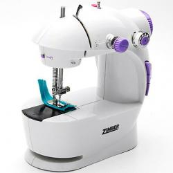 Швейная машинка Zimber, 2 скорости, 2 винта (арт.10920)