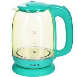Электрический чайник Zimber, с подсветкой, 1,7 л