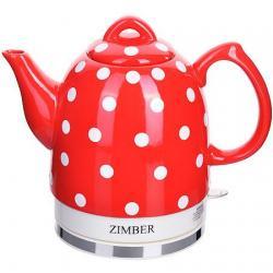 Электрический чайник Zimber, 1,5 л
