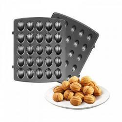 Панель для мультипекаря Redmond RAMB-118 (орешки) (количество товаров в комплекте 2)